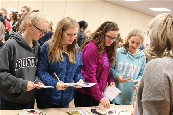 Remsen Students Attend OHM BOCES SABA 8th Grade Career Day