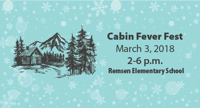 Grab your Winter Gear and Join the Fun at our 2nd Annual Cabin Fever Fest