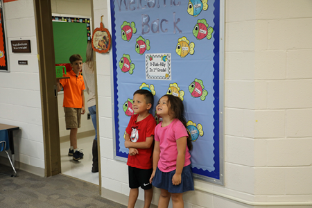 Remsen Elementary School Hosts Students & Families During Open House Night