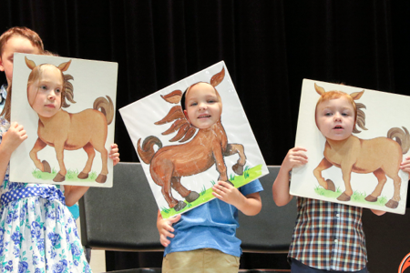 Photo Gallery: Pre-K Moving Up Ceremony