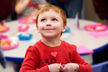 Photo Gallery: Pre-K Valentine's Celebration