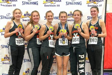 Remsen Girls Capture Section 3 Class D Cross Country Championship